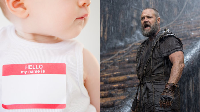 Oh Baby: Noah is the top boy baby name!