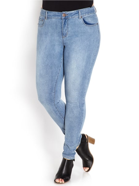 Plus Size Jeans On Sale - Jon Jean