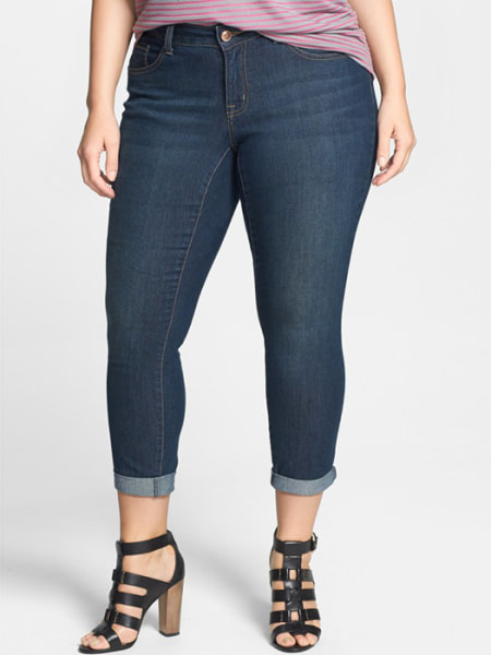 Cute (and cheap!) plus-size jeans starting at $10 - TODAY.com