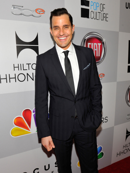 BEVERLY HILLS, CA - JANUARY 13:  TV personality Bill Rancic attends the NBCUniversal Golden Globes viewing and after party held at The Beverly Hilton ...