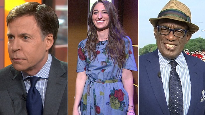 Bob Costas weighs in on Michael Sam draft, Sara Bareilles Shines a Light on pediatric cancer and Al reports from the re-opened Washington Monument.