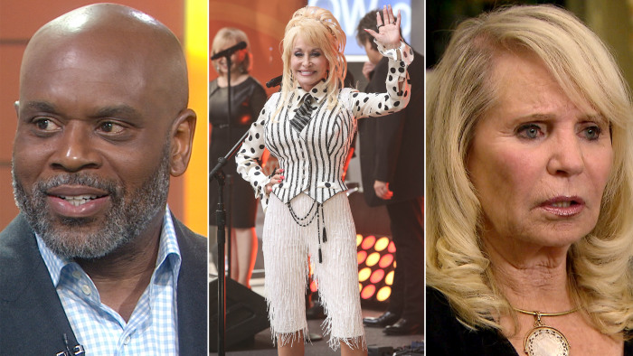 L.A. Reid releases new Michael Jackson album, Dolly Parton rocks the plaza and Shelly Sterling thinks her husband has dementia.