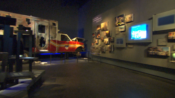 The museum will open after years of delays.
