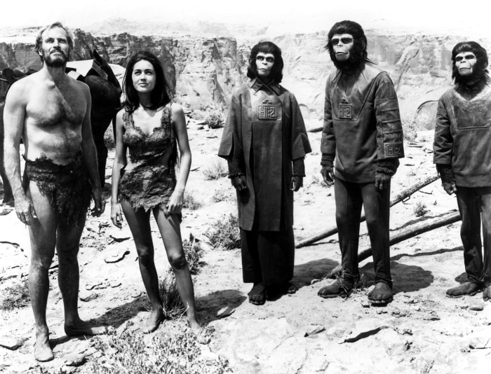 IMAGE: Planet of the Apes