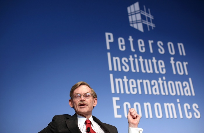 Former World Bank President Robert Zoellick on June 14, 2012.
