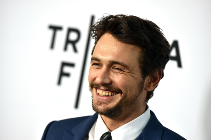 "LOS ANGELES, CA - MAY 05:  Writer/actor James Franco attends the premiere of Tribeca Film's ""Palo Alto"" at the Directors Guild of America on May 5, 20..."