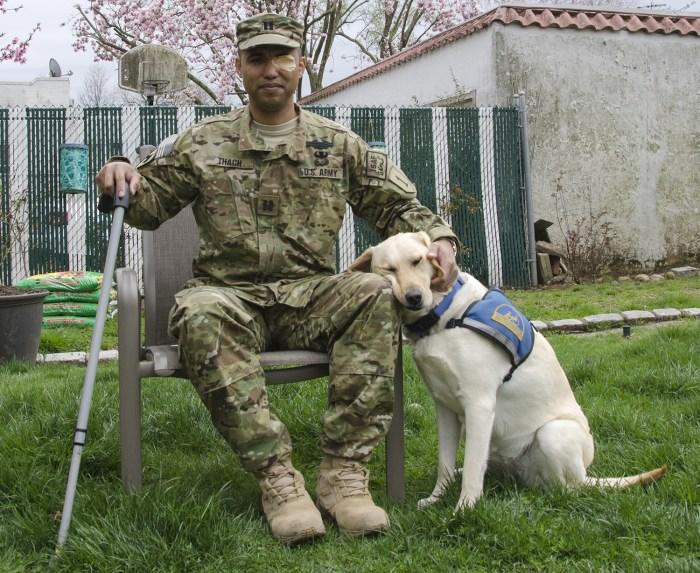 She S Helped Me Have My Manhood Back Service Dog