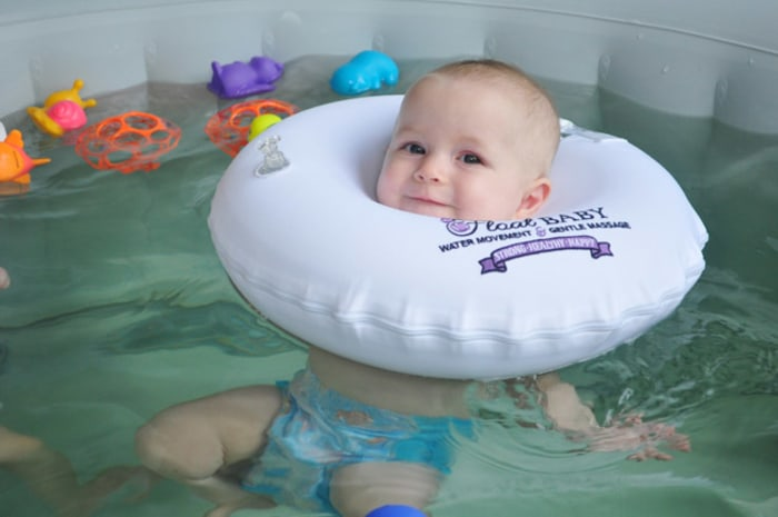 Baby Spa Takes The Stress Out Of Being An Infant With