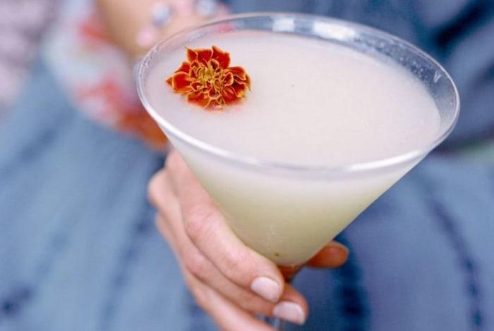 Sake cocktail