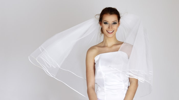 Used designer wedding dresses
