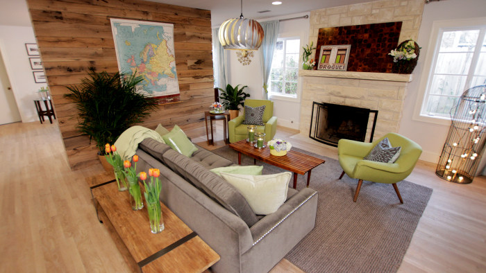 'Property Brothers' give a peek inside their beautifully ...
