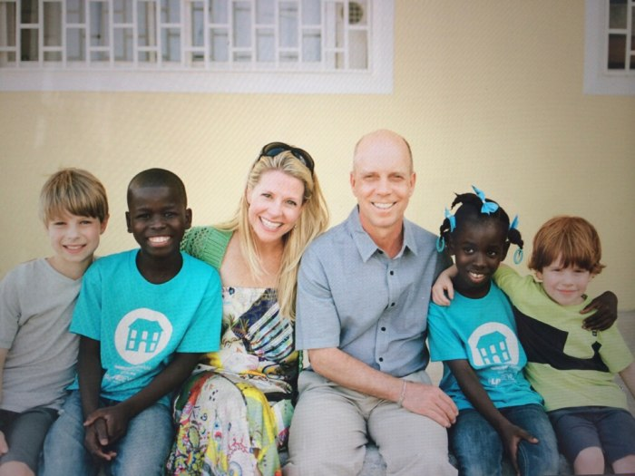 Scott Hamilton Opens Up About Adopting Two Kids From Haiti
