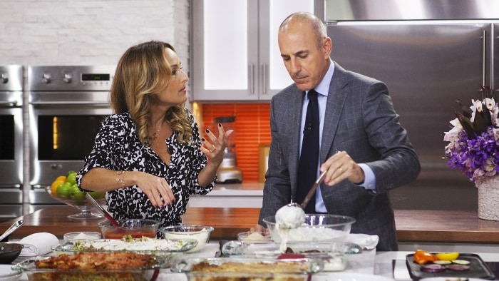 Giada At Home Today S Recipes