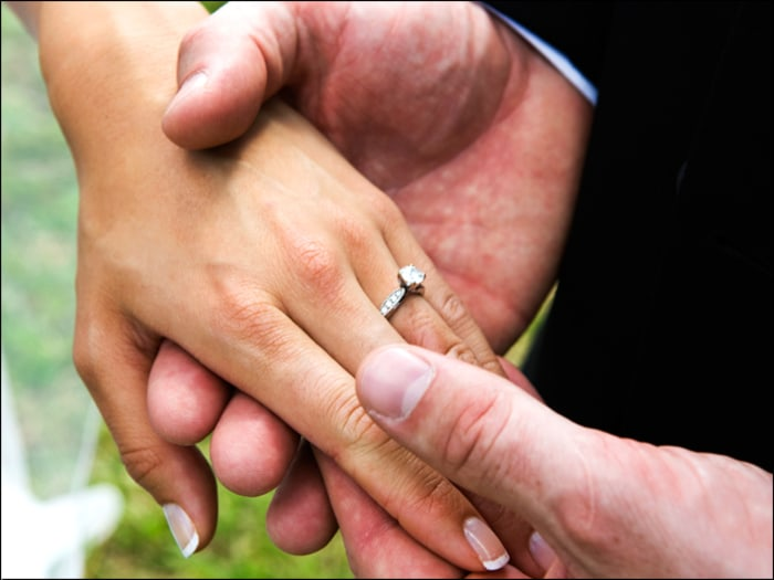 4 Signs that a Man's Ready for Marriage