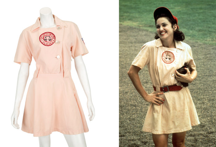 ... this spiffy uniform Madonna wore in 1992's