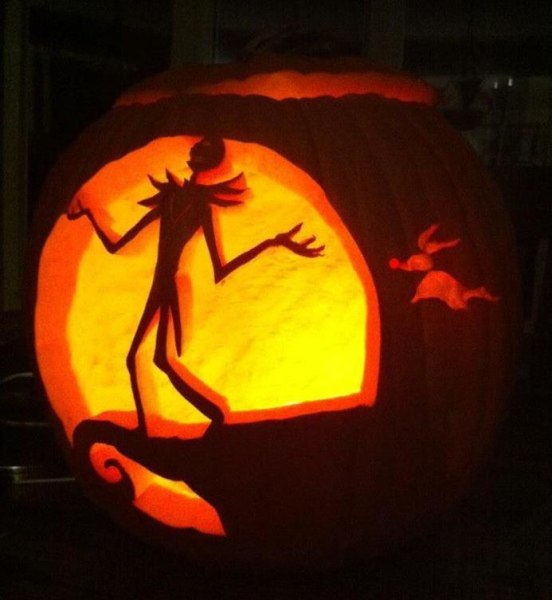 A cut above the rest look at these creative pumpkin for Pumpkin cut out ideas