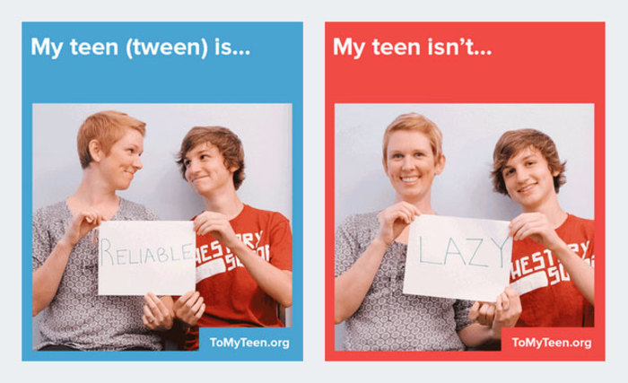 stereotypes of teenagers Same sex socializing in childhood and stereotyping the other sex in  laughing  along when they hear their adolescent using a stereotype to.