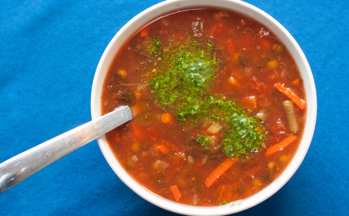Canned Soup Recipes 16 Easy Ways To Amp Up Store Bought Soup Today Com