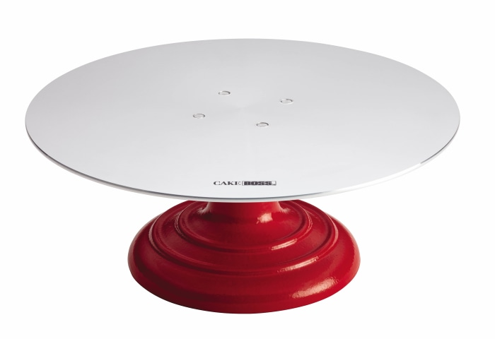 Cake Boss Cast Iron Decorating Turntable : Holiday gift guide for food lovers: 12 great new gadgets ...