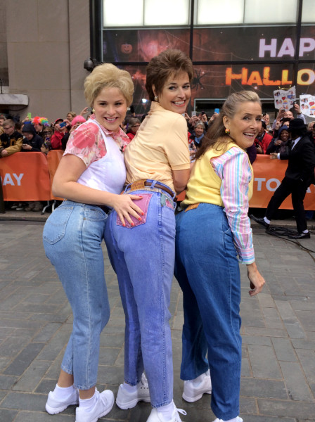 See TODAY Show's ' 'Saturday Night Live' Halloween