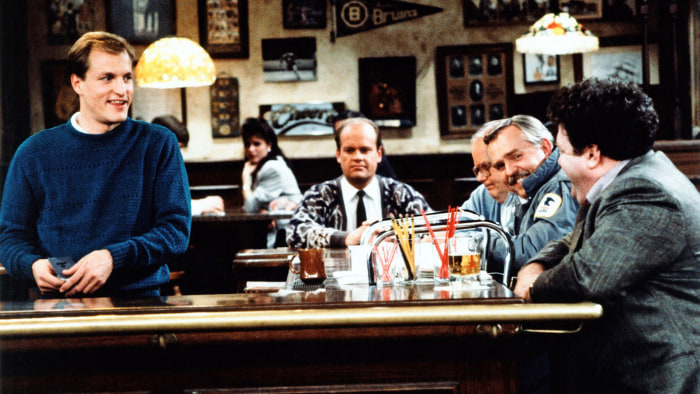 Central Perk To Cheers The 7 Best Tv Hangouts Today Com