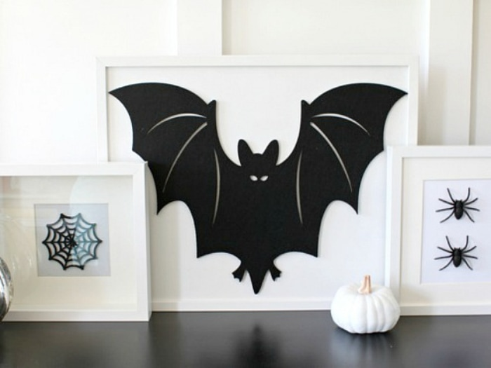 Beautiful Go Black And White This Halloween 7 Irresistible DIY Decor Ideas   TODAY