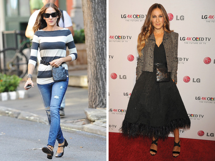 Sarah Jessica Parker, Jared Leto latest to get hip to fanny packs ...
