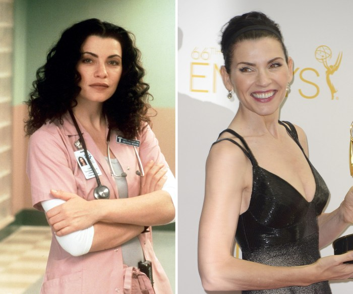 Julianna Margulies getty images