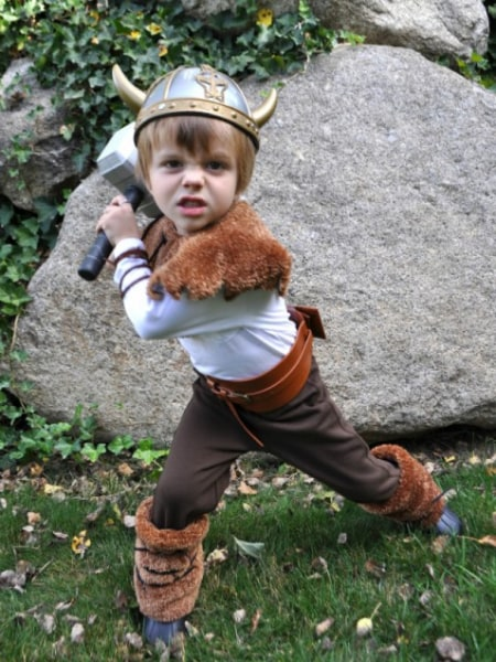 Easy homemade costume ideas for the kids we promise you for Easy homemade costume ideas for kids