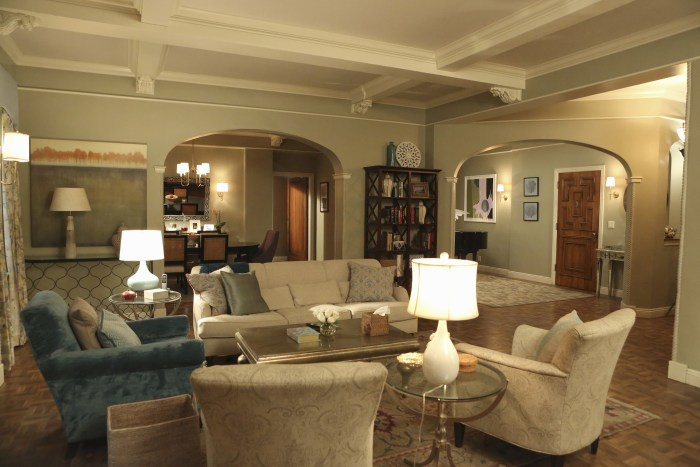 How To Decorate Your Living Room Like Olivia Pope On 39 Scandal 39 TODA