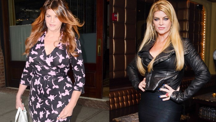 Kirstie Alley talks 50-pound weight loss: 'This time it's different ...