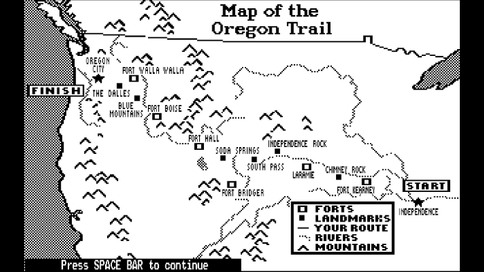 u0026 39 savannah has typhoid u0026 39   today com takes on  u0026 39 oregon trail u0026 39  video game