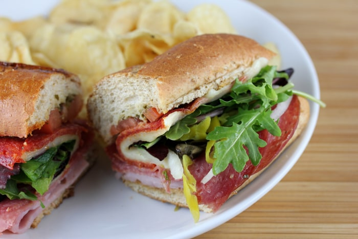Hero Sandwich The best sub sandwich recipes: a classic italian sub ...