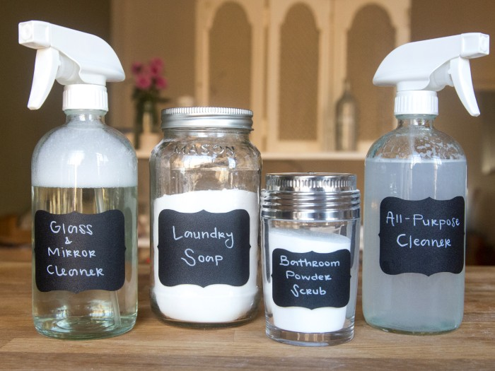 All Natural Diy Cleaners You Can Make In 5 Minutes Or Less