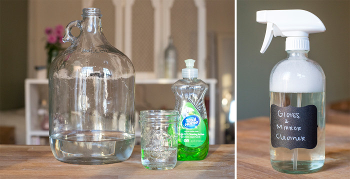 IMAGE: DIY cleaning products