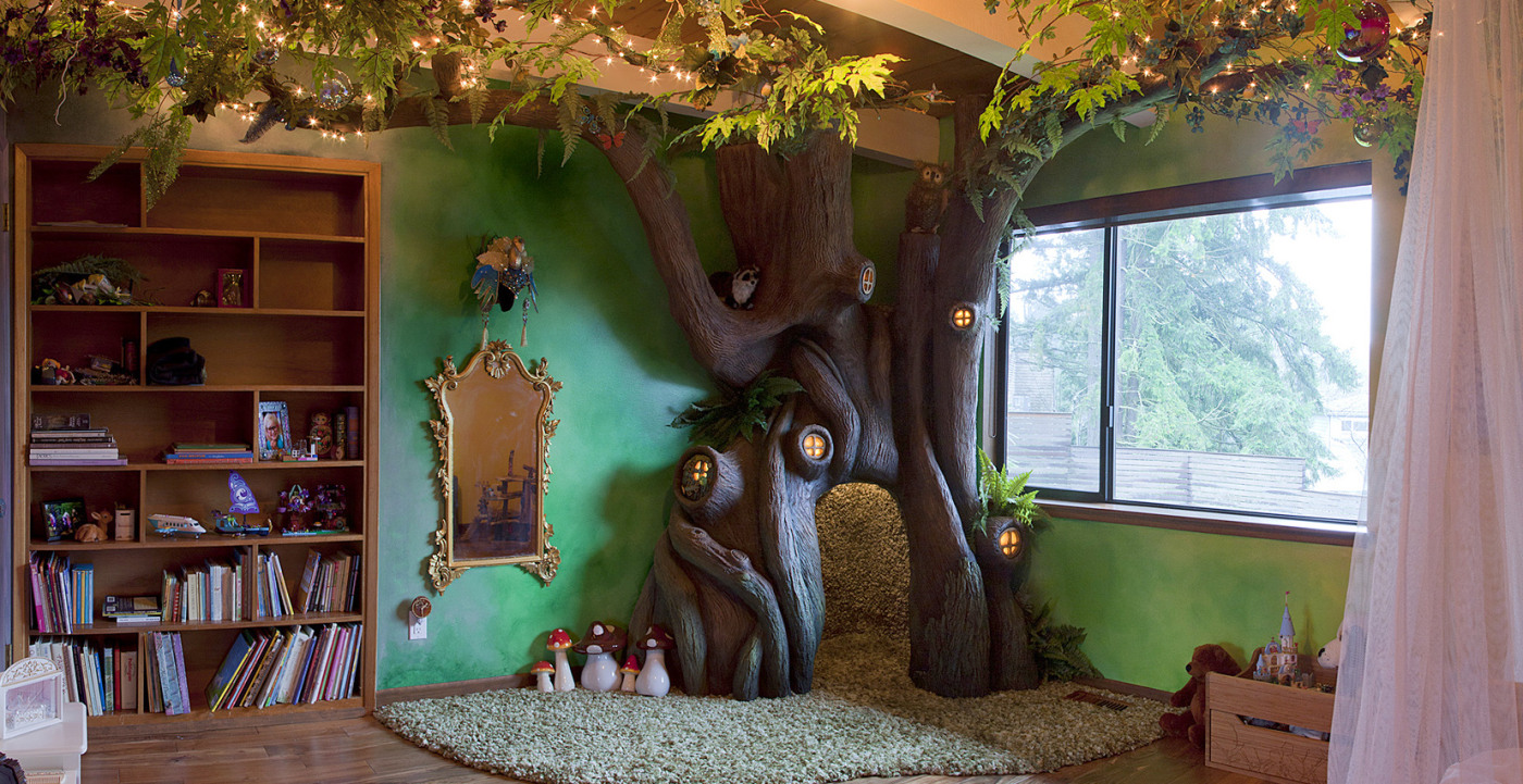 See This 6 Year Old 39 S Bedroom Get A Fairy Tale Makeover