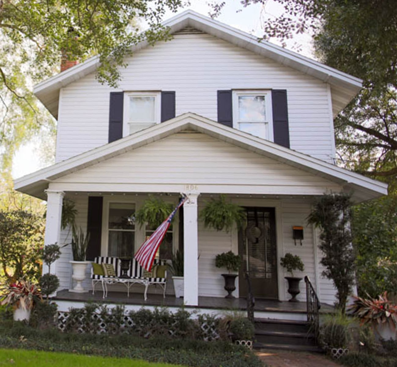 See this 88-year-old home go from deteriorated to downright dreamy