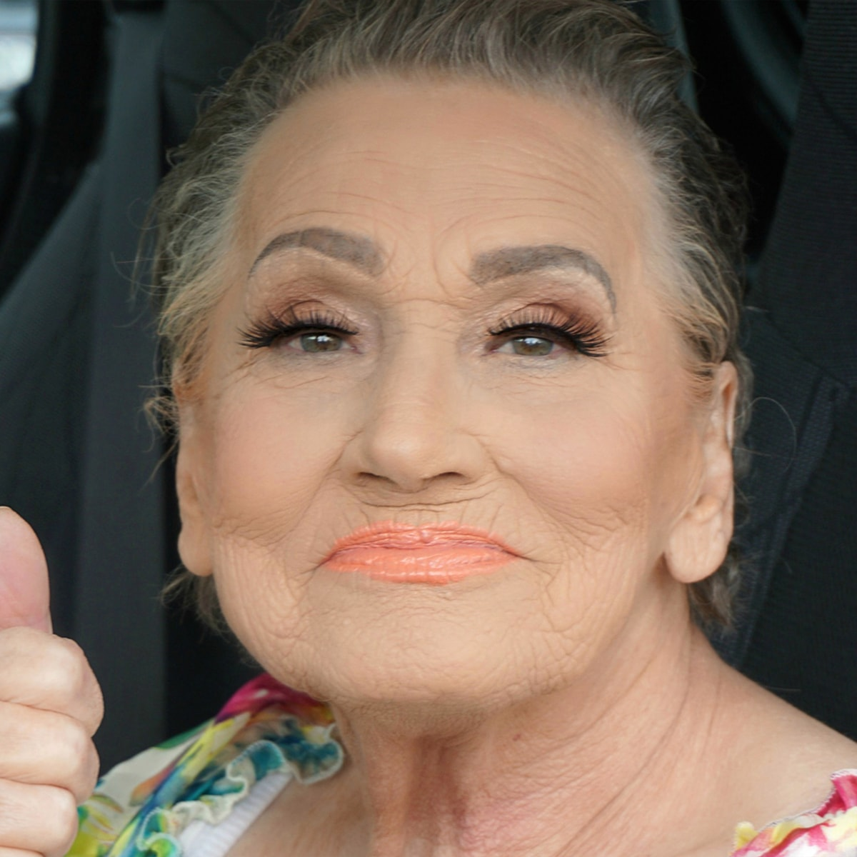 makeup 60 year old woman - Style Guru: Fashion, Glitz