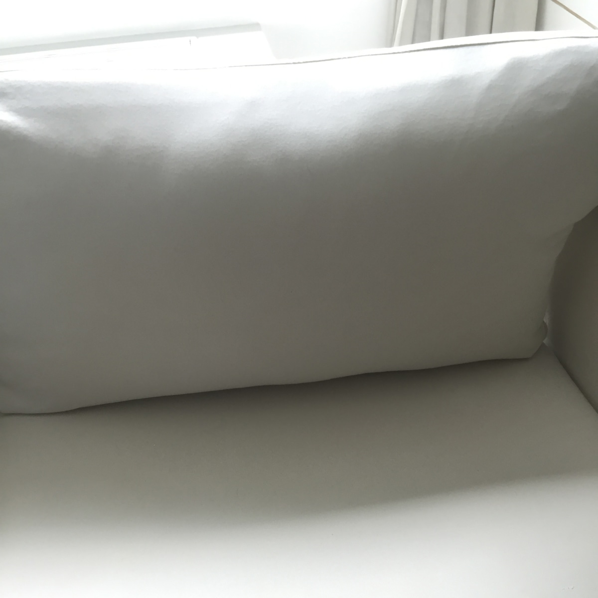 Take Your Sofa Cushions From Frumpy To Firm With This 3 Step Trick