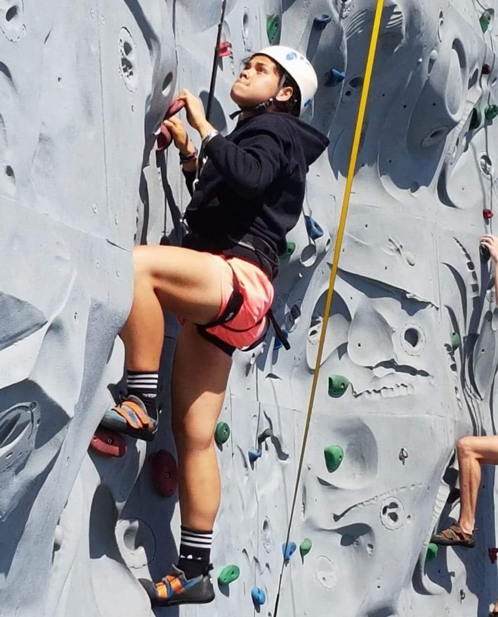 Hành trình giảm cân kiên trì của cô bé 14 tuổi