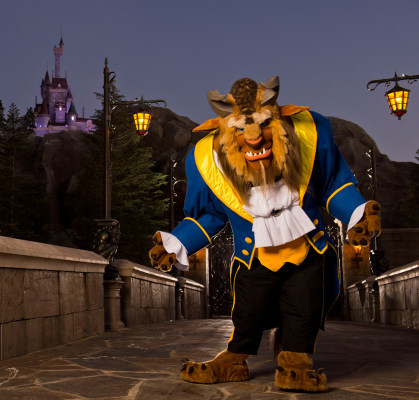 Image: Be Our Guest Restaurant