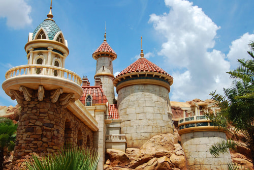 Image: Prince Eric's Castle