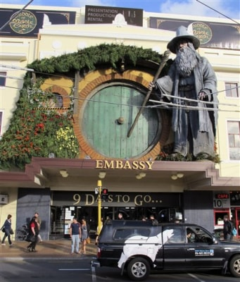 Image: Embassy Theater