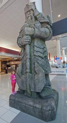 Image: Dwarf statue