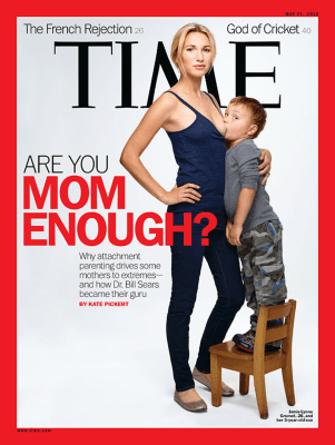 The May 21, 2012 cover of Time magazine