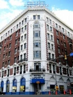 Image: Hotel Lafayette