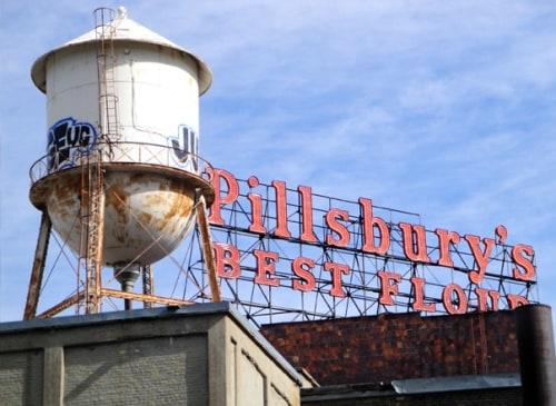 Image: Pilsbury A Mill