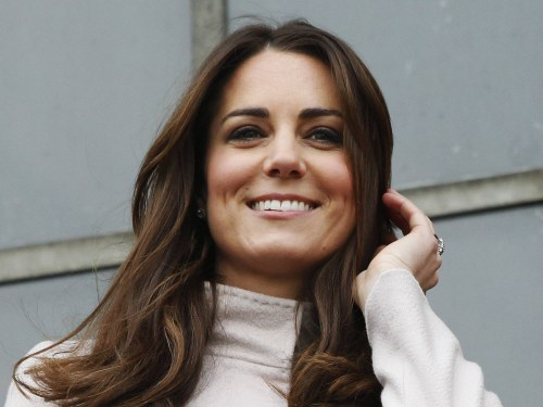 Britain's Catherine, Duchess of Cambridge visits the Guildhall in Cambridge, central England November 28, 2012.