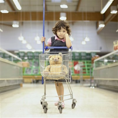 When shopping with -- and for -- your kids, find ways to let them make their own decisions about what to buy, and also teach them how to live with the...