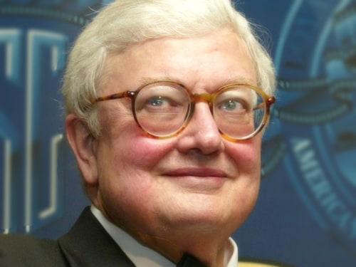 Roger Ebert in 2003